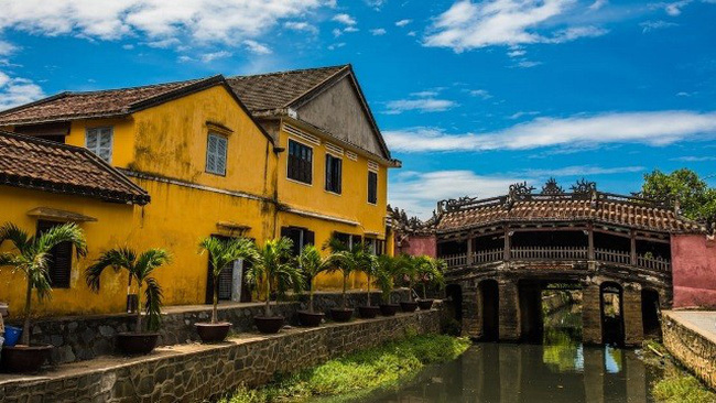 Hoi An's ancient town, a UNESCO-listed heritage site. (Photo: CNN/Christian Berg)