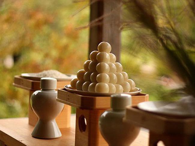 Japan's Tsukimi Dango cakes (Photo: loptiengnhat.edu.vn)