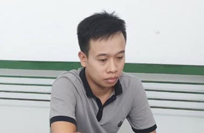 Bắt được nghi phạm dùng súng cướp tiệm vàng tại Quảng Ninh - ảnh 2