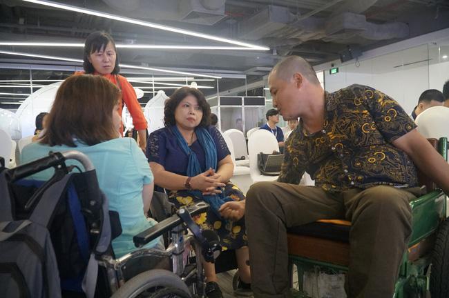 Top 9 giải pháp sáng tạo hàng đầu tăng khả năng tiếp cận cho người khuyết tật Việt - ảnh 2