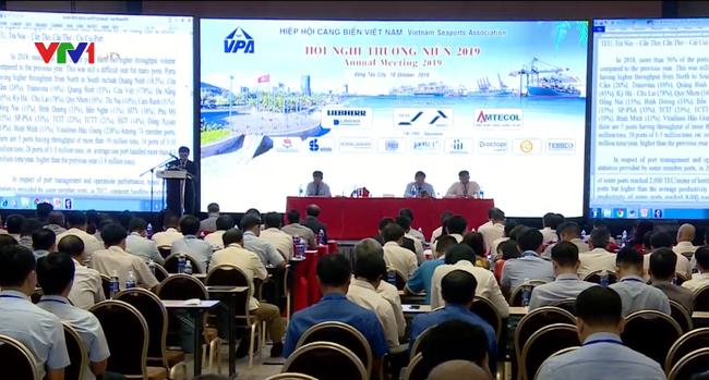 Hội nghị thường niên Hiệp hội Cảng biển Việt Nam 2019 - ảnh 2
