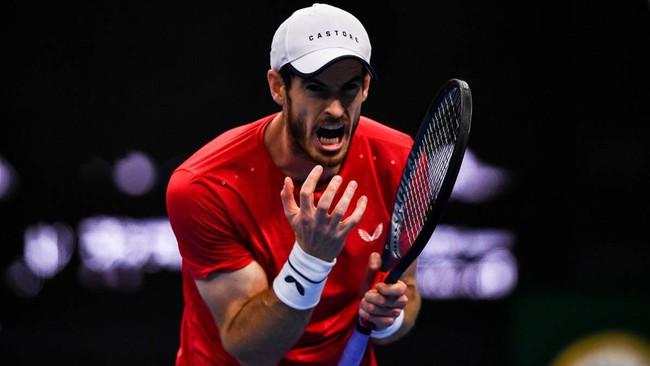 Andy Murray sẽ tham dự giải quần vợt Australia mở rộng 2020 | VTV.VN