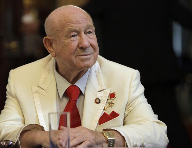 Vĩnh biệt phi hành gia huyền thoại Alexei Leonov - ảnh 2