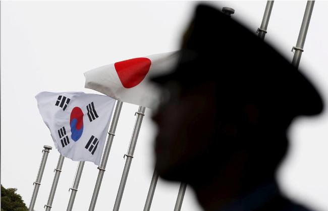 Hàn Quốc và Nhật Bản giải quyết tranh chấp thương mại - ảnh 1