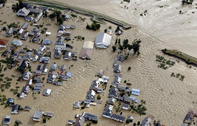 Điểm bất thường khiến siêu bão Hagibis gây thiệt hại nặng nề - ảnh 2