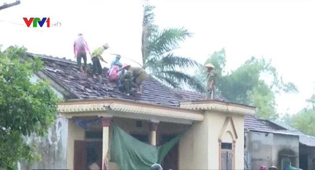 Mưa lớn và giông sét gây nhiều thiệt hại tại Hà Tĩnh - ảnh 2