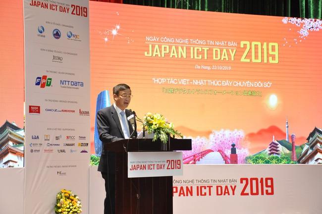 Ngày CNTT Nhật Bản 2019: Hợp tác Việt - Nhật thúc đẩy chuyển đổi số - ảnh 1
