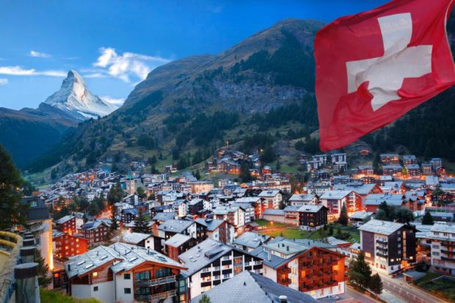 Người Thụy Sĩ giữ vững danh hiệu giàu nhất thế giới - ảnh 2