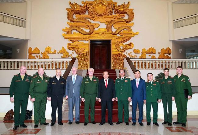 Hợp tác quốc phòng Việt Nam - Liên bang Nga - ảnh 1