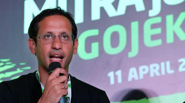 Nhà sáng lập Go-Jek trở thành Bộ trưởng Bộ Giáo dục Indonesia - ảnh 1