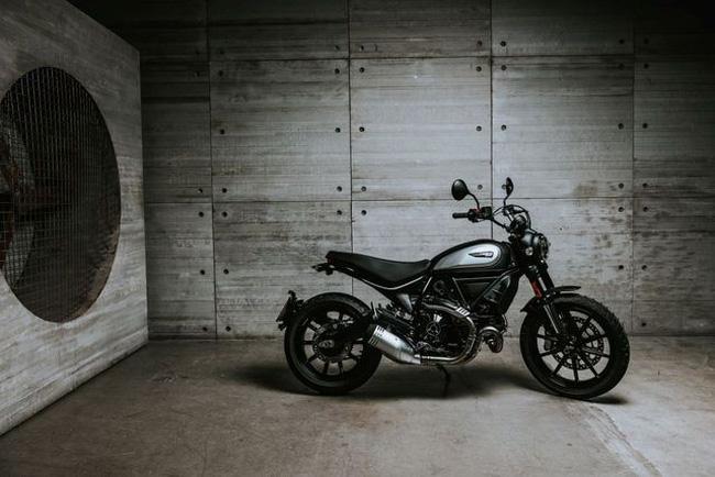 Ducati chỉ làm mới Scrambler bằng phiên bản Icon Dark cho năm 2020 - ảnh 12