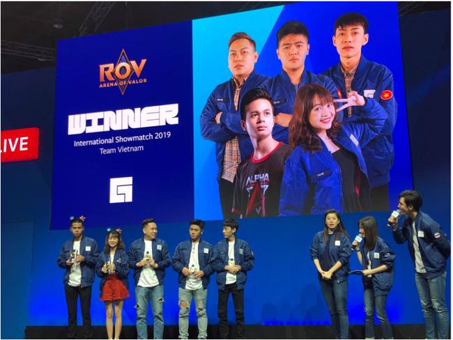 Hàng loạt hot Gaming Creator Việt tham gia sự kiện Game và Công nghệ tầm cỡ khu vực Thailand Game Show 2019 - ảnh 3