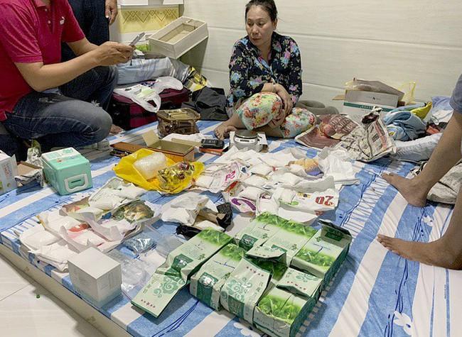 Phá đường dây vận chuyển ma túy từ Campuchia về TP.HCM tiêu thụ - ảnh 2