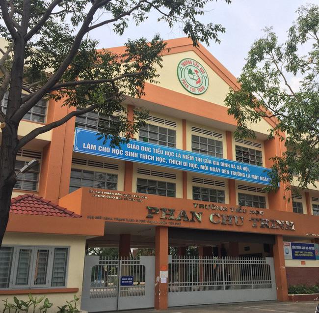 Đình chỉ giảng dạy giáo viên bạo hành học sinh ở TP.HCM - ảnh 2