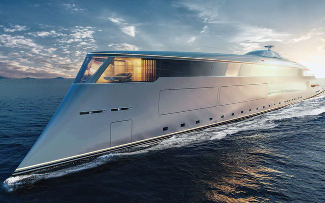 Ra mắt siêu du thuyền chạy bằng hydro đầu tiên trên thế giới - ảnh 7