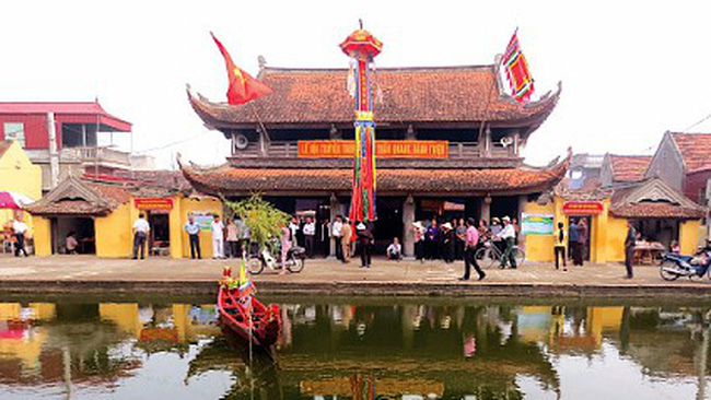Keo Hanh Thien Pagoda (Photo:baonamdinh.vn)