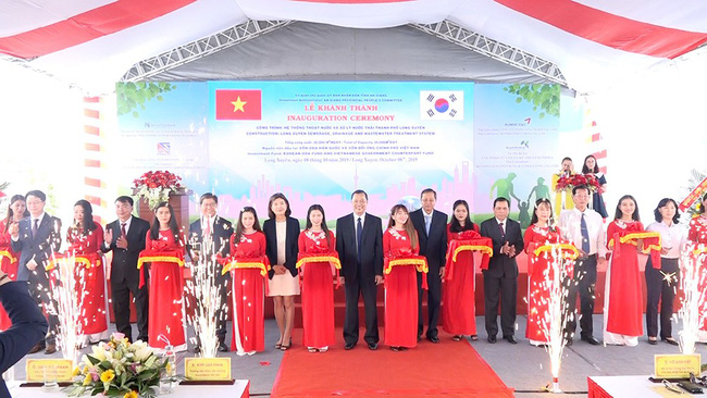 At the event (Photo:baoangiang.com.vn)