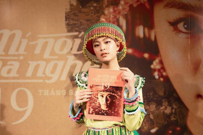 Vietnamese singer Hoang Thuy Linh