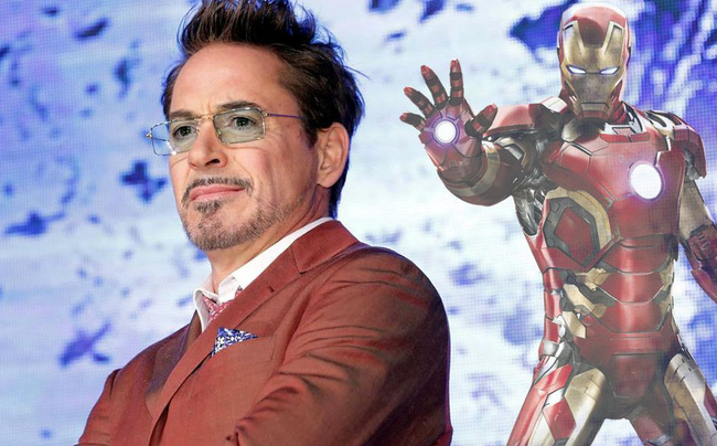 Vào vai Iron Man, Robert Downey Jr. không mong nhận đề cử Oscar 0
