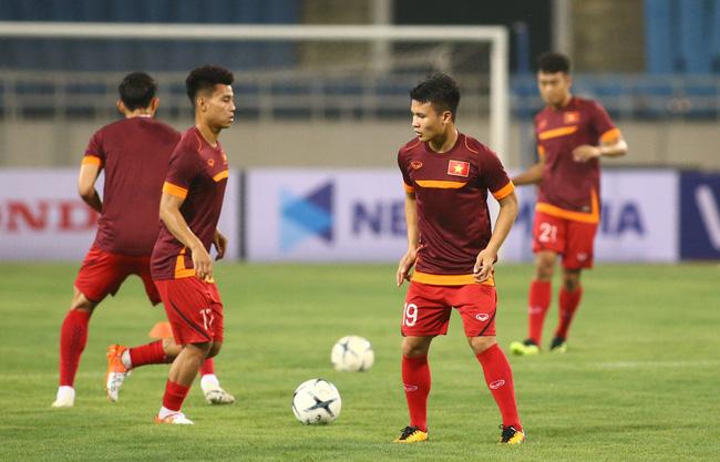 BLV Quang Huy: 'Việt Nam trên cơ nhưng vẫn sẽ đá phòng ngự'