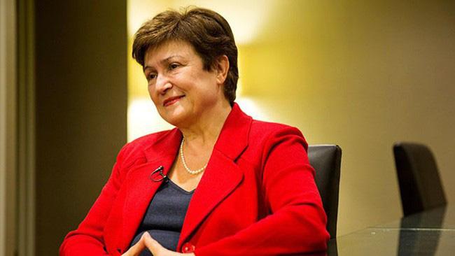 IMF Managing Director Kristalina Georgieva (Photo: AP)