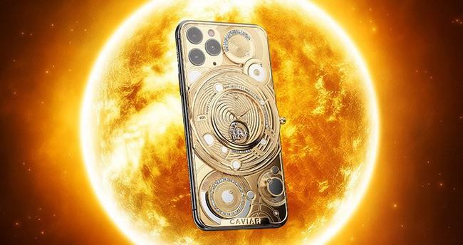 iPhone 11 Pro độ nửa kg vàng, 137 viên kim cương có giá gần 2 tỷ đồng - ảnh 2