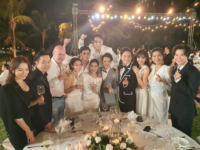 Dàn sao Việt nô nức dự lễ cưới Đông Nhi, Ông Cao Thắng - ảnh 16