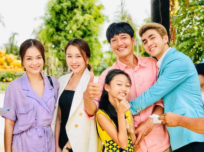 Dàn diễn viên Tình khúc Bạch Dương tái ngộ trong phim mới trên VTV3 - ảnh 10