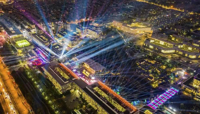 Doanh thu đỉnh trong Ngày Độc thân của Alibaba - ảnh 1