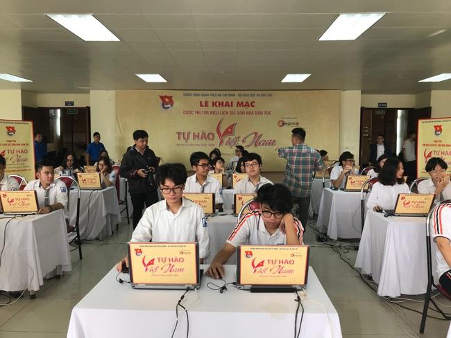Phát động cuộc thi tìm hiểu lịch sự, văn hóa dân tộc Tự hào Việt Nam lần thứ III - ảnh 3