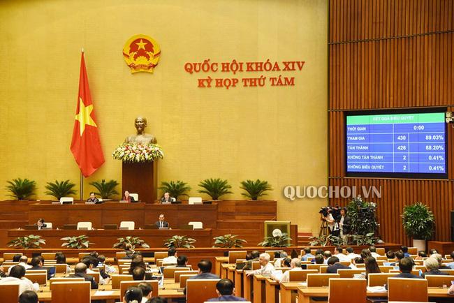88,2% đại biểu tán thành, Quốc hội thông qua Nghị quyết về kế hoạch phát triển kinh tế - xã hội năm 2020 - ảnh 5