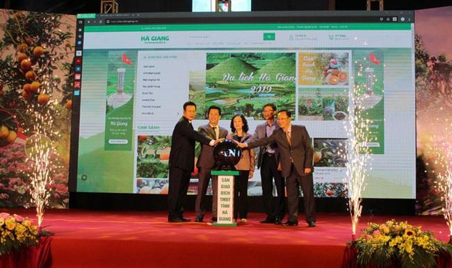 Tỉnh Hà Giang phát triển sản phẩm nông nghiệp - ảnh 1