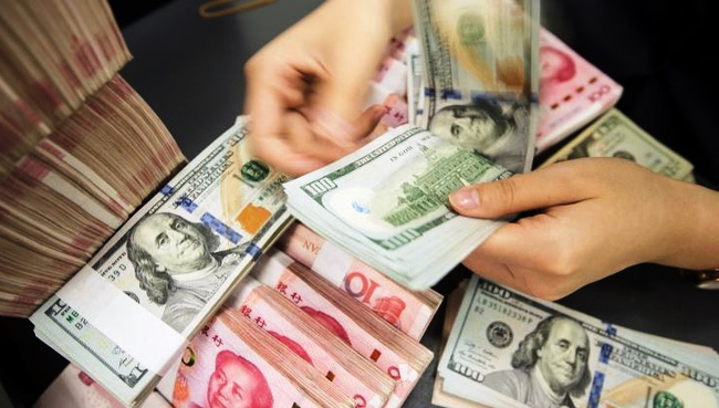 Trung Quốc tăng dự trữ ngầm để tránh phụ thuộc đồng USD - ảnh 1
