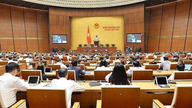 Tuần này, Quốc hội tập trung công tác lập pháp và nhân sự - ảnh 2