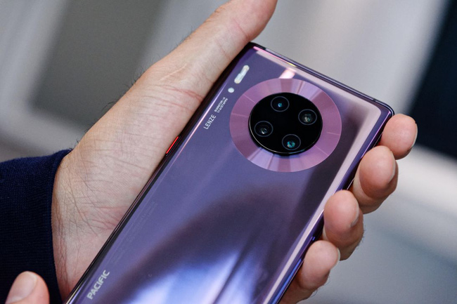 Huawei bất ngờ bán Mate 30 Pro tại Việt Nam, cài Harmony OS - ảnh 3