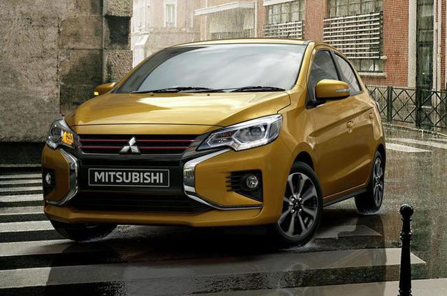 Mitsubishi ra phiên bản nâng cấp cho Mirage và Attrage tại Thái Lan, giá chỉ từ 364 triệu đồng - ảnh 8