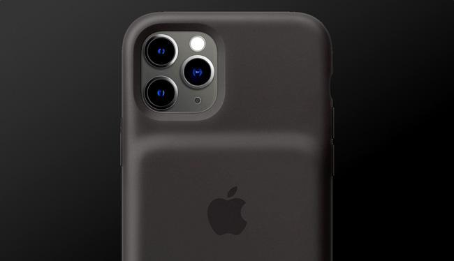 Apple bán ốp lưng kiêm sạc dự phòng cho iPhone 11 - ảnh 2