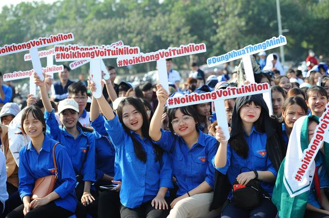 Ngày hội Thanh niên hành động chống rác thải nhựa - ảnh 11