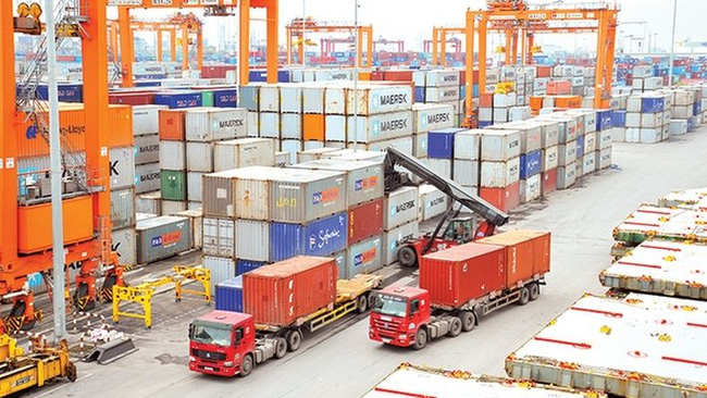 Vietnam posted total export revenue of US$241.42 billion and a total import revenue of US$232.31 billion in the first 11 months of this year.