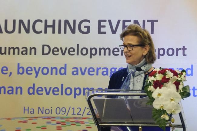 Việt Nam đạt được nhiều tiến bộ trong phát triển con người với mức độ bất bình đẳng tăng chậm - ảnh 4