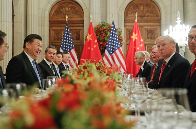 Mỹ - Trung Quốc chạy đua trước thời hạn áp thuế mới - ảnh 2