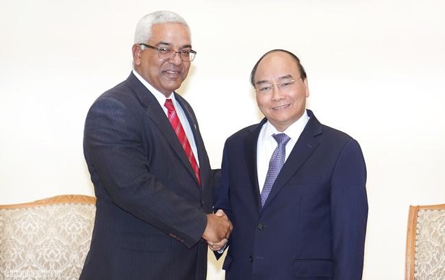 Việt Nam sẵn sàng chia sẻ những kinh nghiệm với Cuba - ảnh 1