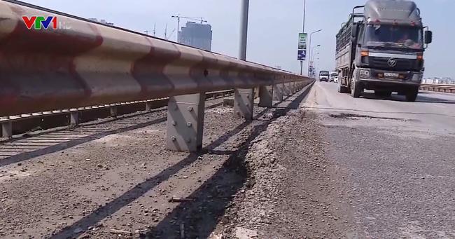 Doanh nghiệp Mỹ đề xuất sửa mặt cầu Thăng Long bằng lớp phủ đặc biệt - ảnh 2