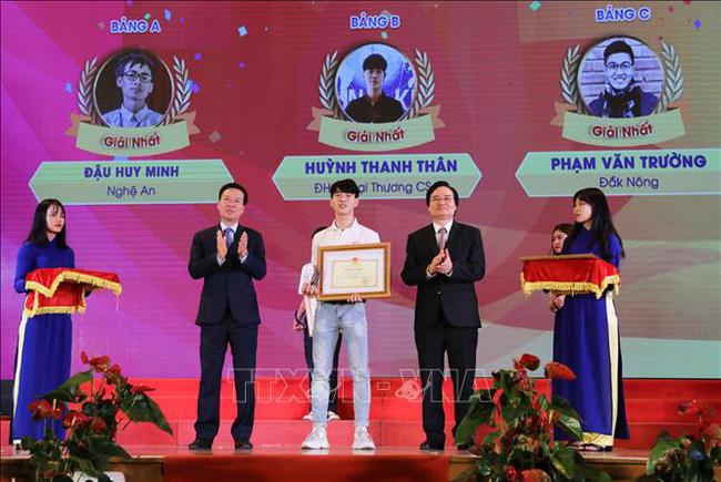 Tuổi trẻ học tập và làm theo tư tưởng, đạo đức, phong cách Hồ Chí Minh - ảnh 1