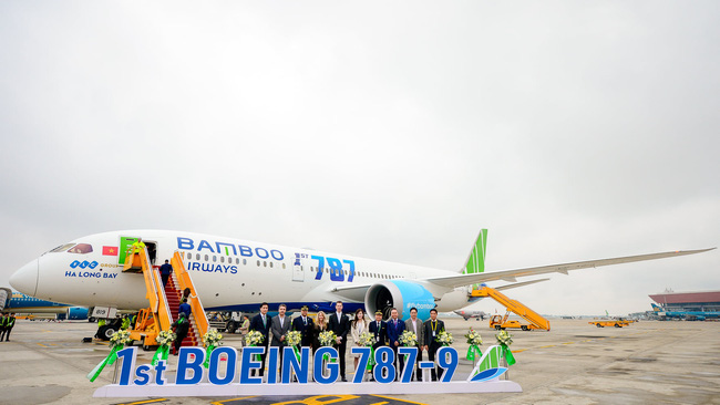 Photo: Bamboo Airways