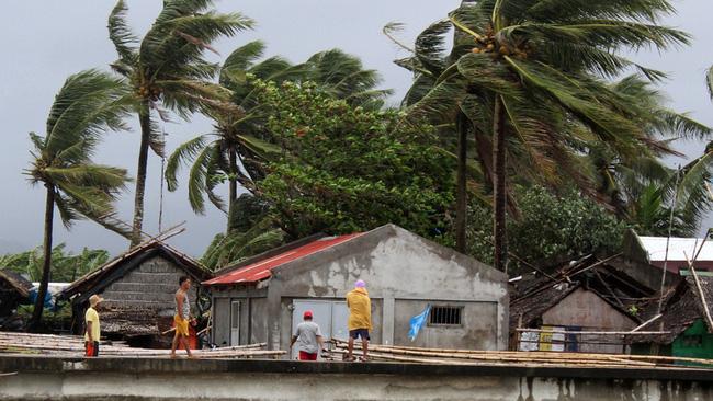 Bão Kammuri đổ bộ Philippines với sức gió 175km/h - ảnh 2