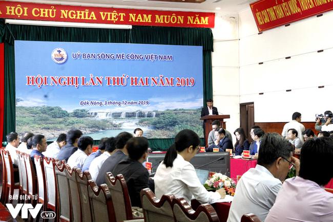 Khai mạc Hội nghị toàn thể Ủy ban sông Mê Công Việt Nam lần hai năm 2019 - ảnh 8