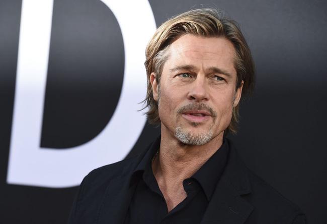 Brad Pitt: Trưởng thành hơn nhờ những lỗi lầm trong quá khứ - ảnh 1