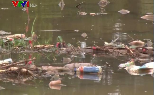 Kinh hãi hồ cấp nước sinh hoạt cho Đà Lạt ngập vỏ thuốc hóa học - ảnh 2