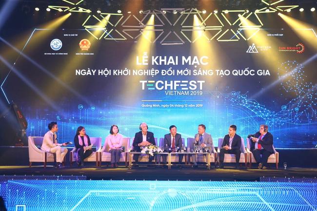 Techfest Vietnam 2019 – Nơi kết nối và đẩy mạnh tương tác giữa các thành phần của hệ sinh thái khởi nghiệp ĐMST - ảnh 4